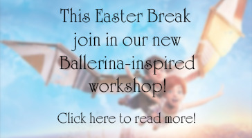 Join our ballerina workshop!